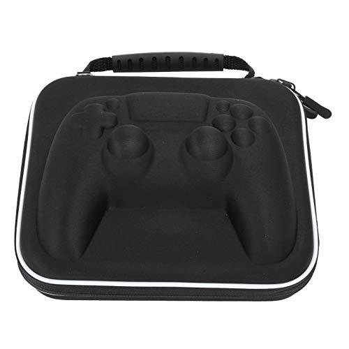Estuche Protector para Gamepad portátil Estuche de fácil Transporte Compatible con el Estuche de Almacenamiento de Bolsos PS5 Estuche para Bolsa Organizador