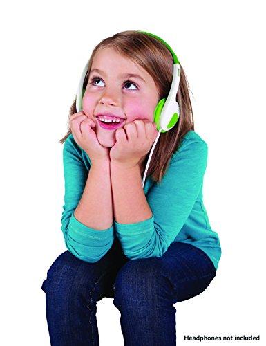 LeapFrog Headphones, Green