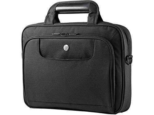 HP Value Topload (L3T08AA) Umhängetasche mit Reißverschluss für Laptops, Tablets (14 Zoll) schwarz