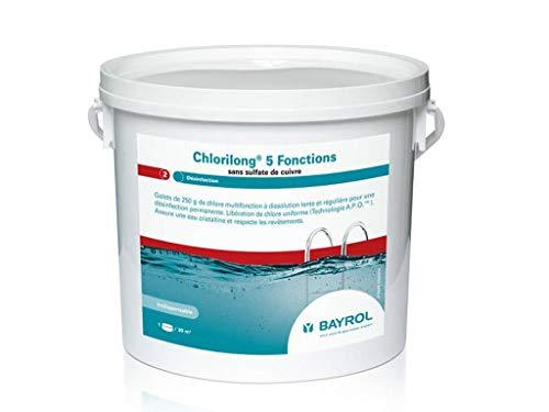 Cloro lento Chlorilong 5 Funciones Bayrol