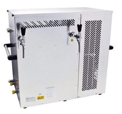 Nasskühlgerät 2-leitig, 200 Liter/h Kombikühlgerät, Begleit- und Durchlaufkühlung in einem Gerät Nennweite 7 mm