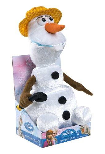 Disney Die Eiskönig - völlig unverfroren - singender Olaf (Englische Sprache) [UK Import]