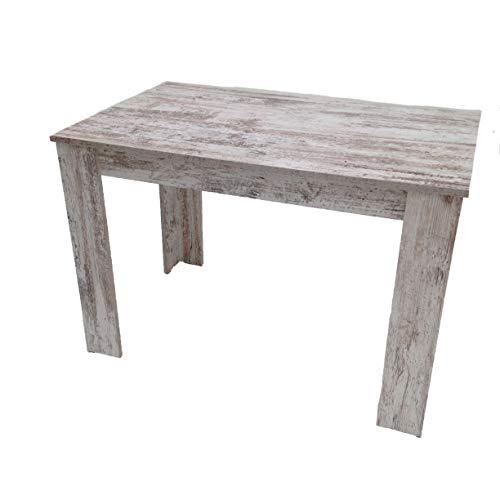 Möbel SD Esszimmertisch Canyon White Pine 110x70cm