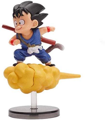 XFHJDM-WJ Regalo cumpleaños Personajes Anime Dragon Ball: Edición Infantil Son Goku - Ilustración PVC 3 5 Pulgadas KH251T3