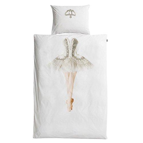 Beddengoed Ballerina, voor eenpersoonsbed, 140 x 200 cm