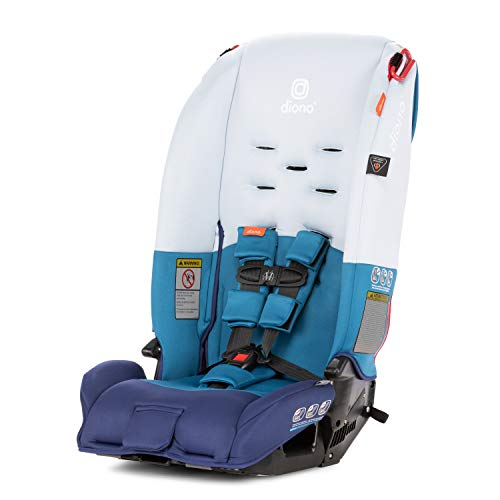 Diono Radian 3R All-in-One Convertible Car Seat, Blue