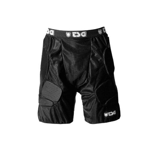 TSG Uni arrières Protège Crash Pant XL Noir