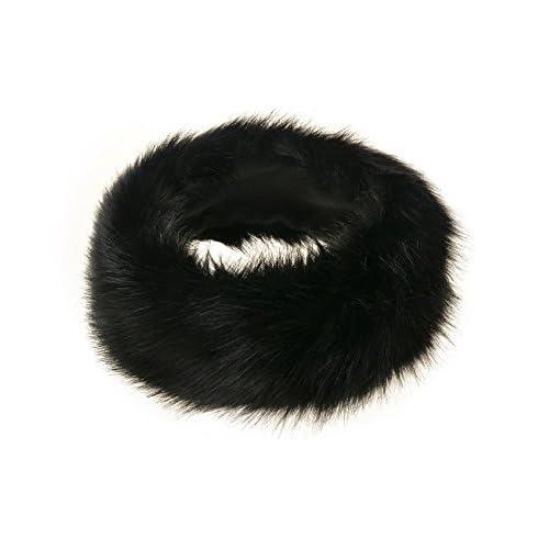 f9f78c3f8c1 Joy To Wear Ladies Faux Fur Headband Head Ear Warmer