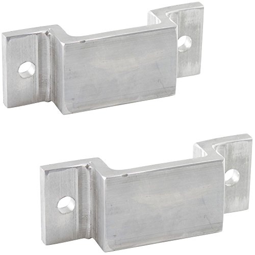 HD Ramps EZ Deck Step Aluminum Ladder Mounting Brackets