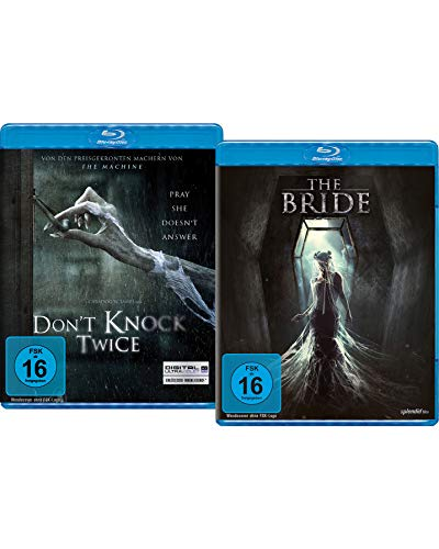 Bundle: Don't Knock Twice / The Bride LTD. [Blu-ray]