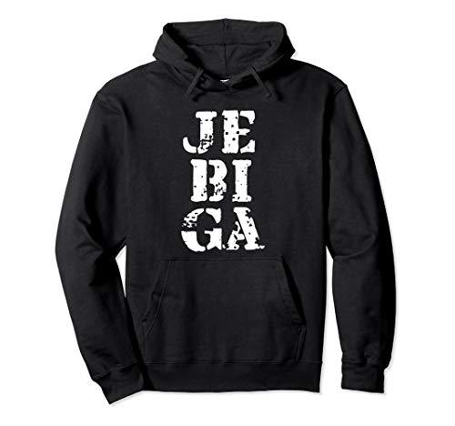 Balkan Jebiga - Bosna Hrvatska Srbija Jugo Pullover Hoodie
