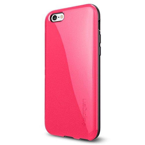 iPhone 6 ケース, Spigen®  衝撃吸収+グリップ感  Apple iPhone 4.7 (2014) カペラ The New iPhone アイフォン6 (国内正規品) (アザレア・ピンク 【SGP11183】)
