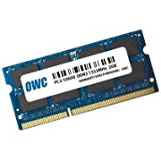 OWC 1333MHz 204-Pin DDR3 SO-DIMM PC3-10600 CL9 Memory Upgrade Module