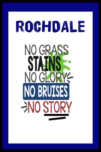 Rochdale: Quick Journal, Rochdale FC Journal, Rochdale Football Club, Rochdale FC Diary, Rochdale FC Planner, Rochdale FC