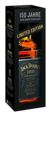 Jack Daniel's D150 Limited Edition Whisky in der Geschenkbox (1 x 0.7 l)