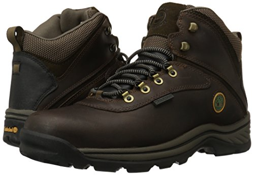 Timberland Men's White Ledge Mid Waterproof Boot,Dark Brown,7.5 M US