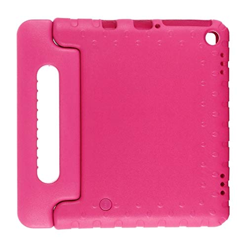 GHC PAD Cases & Covers For Amazon Fire HD 8 8' 2020, Kids Shell Safe EVA Foam Handle Stand Case Shockproof Cover for Amazon Fire HD8 2020 (Color : Rose, Size : Kindlefire HD8 2020)
