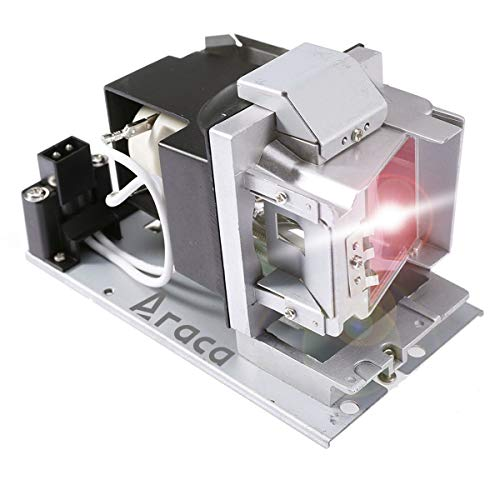Araca for SP-LAMP-092 for SP-LAMP-088 Quality Replacement Projector Lamp with Housing for IN3138HDa /IN3138HD /IN3134a /IN3136a /H1188 /H1189 /HT4050 /W1350 /W3000 /5J.JD305.001/5811120259-SVV