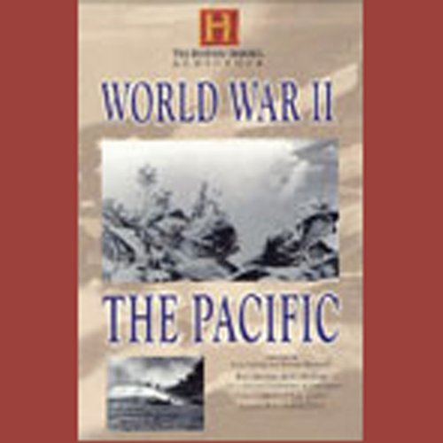 World War II audiobook cover art