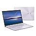 "ASUS ZenBook 13 Ultra-Slim Laptop 13.3"" Full HD NanoEdge Bezel Display, Intel Core i5-1035G1 Processor, 8GB RAM, 256GB PCIe SSD, NumberPad, Windows 10 Home, Lilac Mist, UX325JA-AB51 (Renewed)"