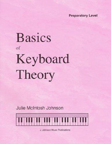 Price comparison product image BKTPREP - Basics of Keyboard Theory - Preparatory Level