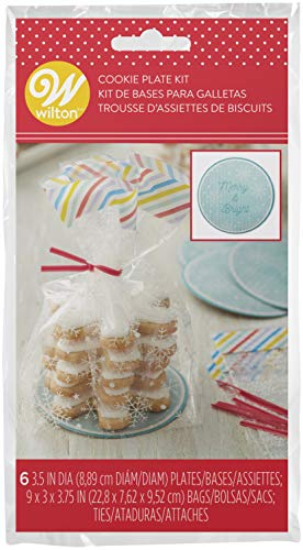 Non-Food Items Kit de bolsas para golosinas, Copo de nieve, talla única