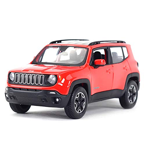 NMBE 1:24 para 2008 Hummer HX Concepto Estado Estado Matrices Vehículos Modelo Coleccionable Modelo Deportivo Juguetes Modelo De Auto (Size : 1)