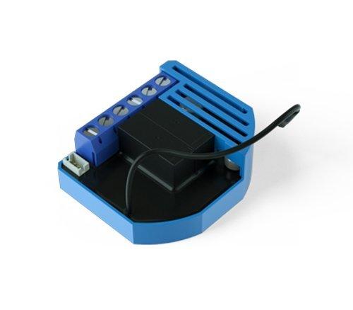 Qubino Z-Wave Plus - Regolatore motore per tapparelle motorizzate e paralumi ZMNHCD3