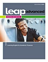 LEAP: Learning English for Academic Purposes, Reading and Writing 4 (Advanced) with My eLab