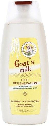 Regal Goat's Milk - Revitalisierendes Shampoo mit Ziegenmilch