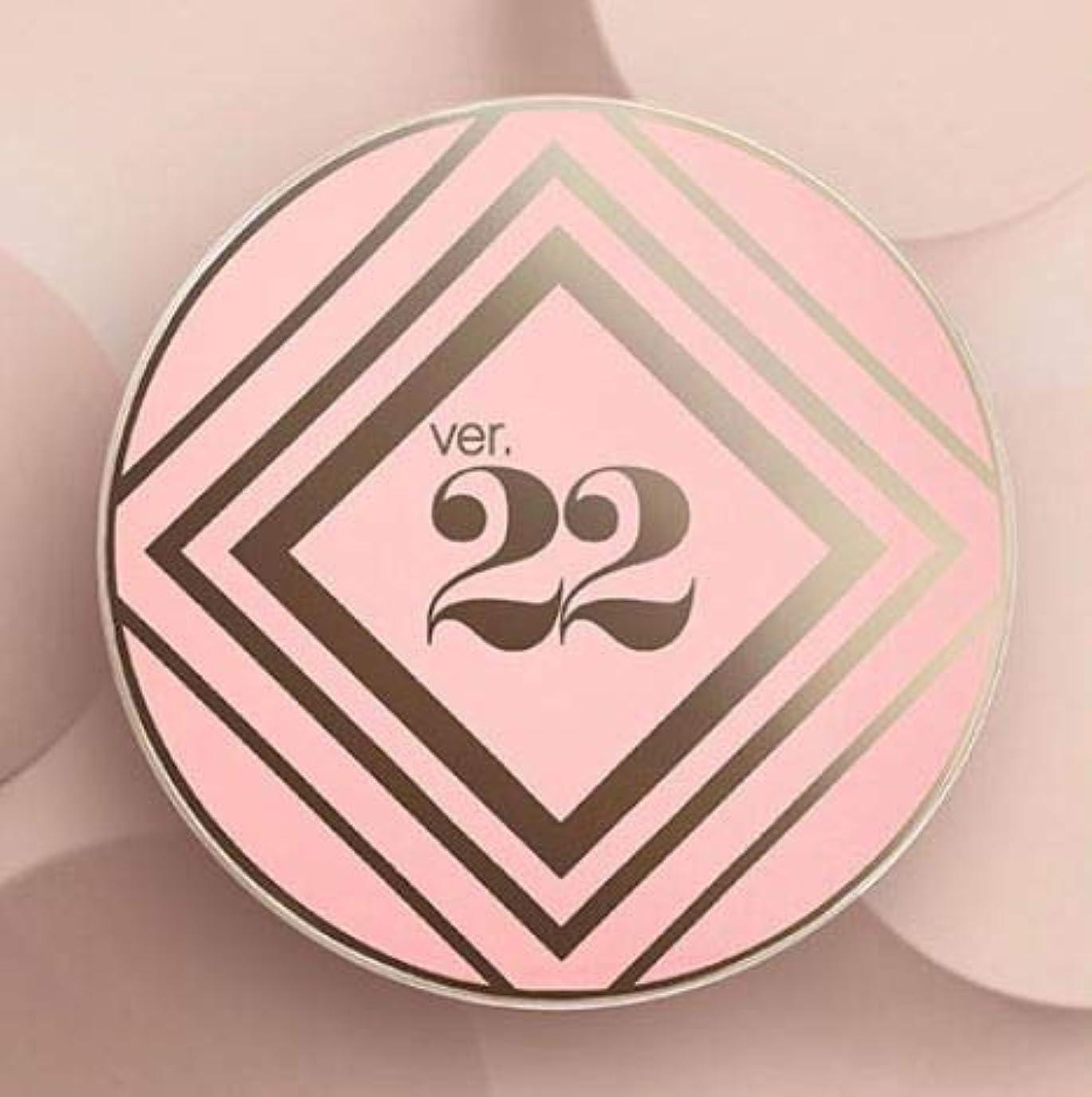 腹程度同性愛者Ver.22 Chosungah C&T VVIG Cushion 25g SPF50+/PA++++ (2号サンドベージュ) [並行輸入品]