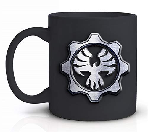 Gears of War Xbox / PS4 PREMIUM Taza de café y té/Taza Novedad Regalos divertidos y videojuegos 20 oz