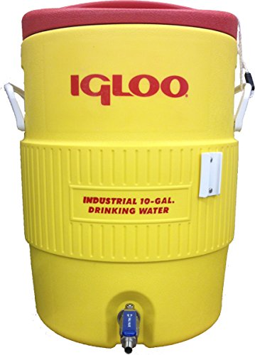 Learn to Brew 10 Gallon Hot Liquor Tank with Stainless Steel Ball Valve