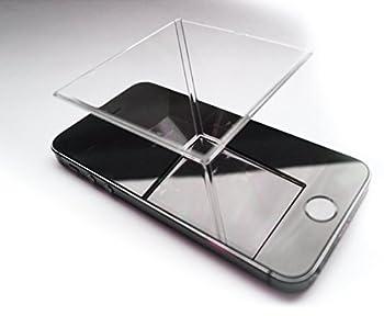 Spectre Hologram Smartphone Hologram Projector Suitable All Smartphones Holographic Prism