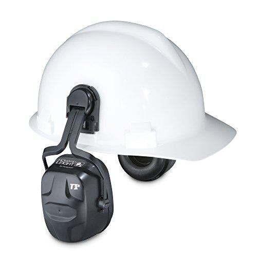 Howard Leight by Honeywell Thunder Series T3H Dielectric Hard Hat Earmuff (1011603),Blacks