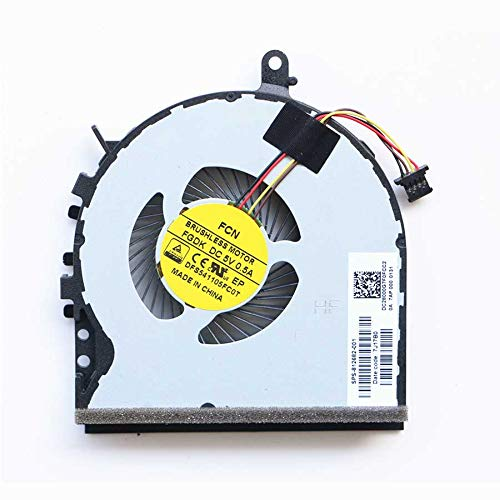 FCQLR CPU Cooling Fan Compatible for HP Envy 15T-AE000 15T-AE100 15-AE178CA 15-AE124TX Cooling Fan