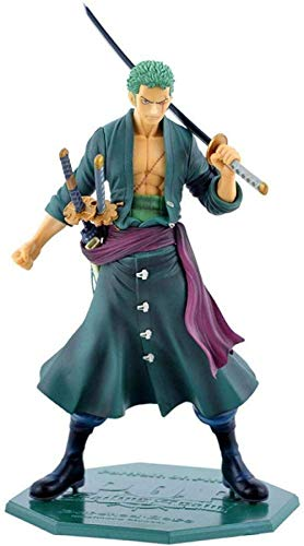 One Piece Figura De Acción Modelo De Juguete Roronoa Zoro Portgas ·