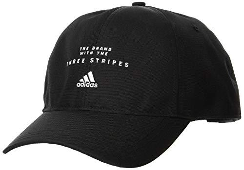 adidas MH cap Cappellino, Uomo, Black, OSFM