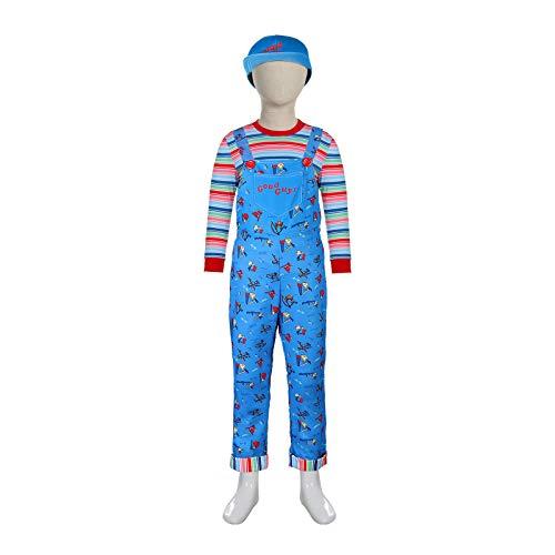 Chucky Halloween Costume for Boys and Girls