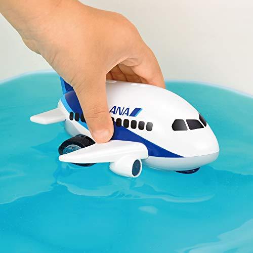 水陸両用ヒコーキANA飛行機