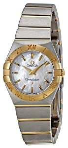 Omega Women's 123.20.24.60.05.002 Constellation Mother-Of-Pearl Dial Watch image