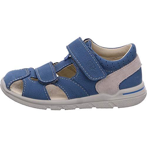 Ricosta Jungen Sandalen Pepino Kaspi Sandale blau Gr. 26