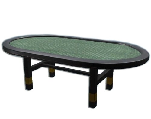 Check Out This Build Your Own Poker Tables Customizable 8' Poker Table Building Kit with Upgraded Wh...