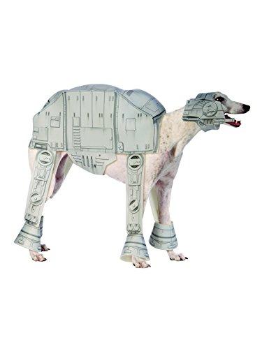 Rubies Disfraz de AT-AT Imperial Walker Star Wars para Perro