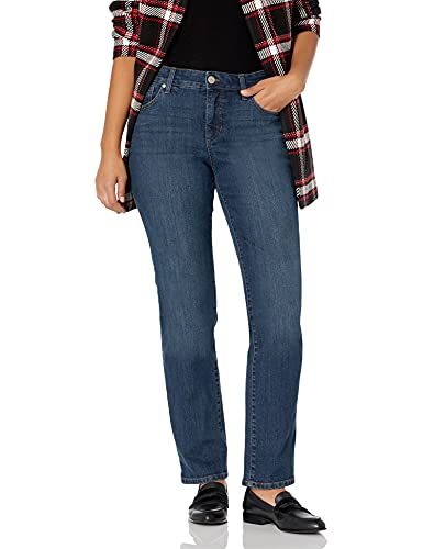 Riders by Lee Indigo Damen Pull On Waist Gloother...