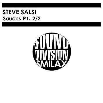 Sauces, Pt. 2