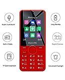 Philips Xenium E168 Dual SIM Mobile Phone-Red