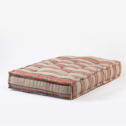 SKLUM Cojín Doble para Sofá Modular en Algodón Flaf Algodón A - (Elige Color)