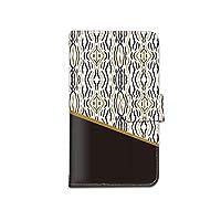 [bodenbaum] AQUOS SERIE mini SHV33 手帳型 スマホケース カード スマホ ケース カバー ケータイ 携帯 SHARP シャープ アクオス セリエ ミニ au 大正 昭和 モダン レトロ a-249 (E)
