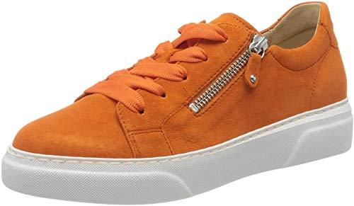 Gabor Shoes Damen Jollys Sneaker, Orange (Orange 12), 38 EU